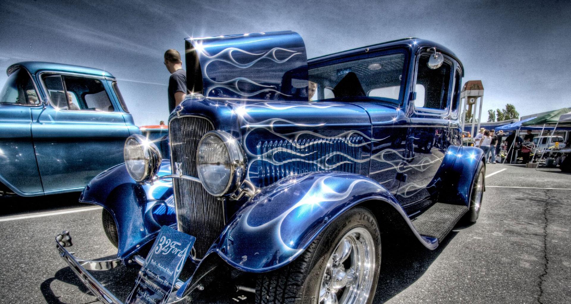 San Rafael May  Classic Cars