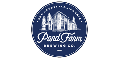 Pond Farm Brewing Co. is a sponsor of May Madness San Rafael